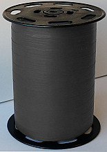 Krullint paperlook 10mm x 250 meter kleur 425 Souris/Grijs