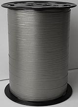Krullint paperlook 10mm x 250 meter kleur 05 Zilver
