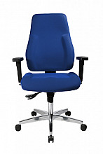Bureaustoel Topstar Point 91 blauw