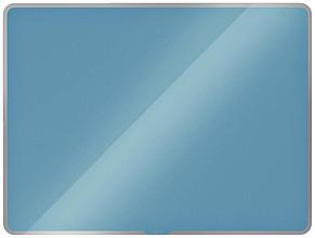 Glasbord Leitz Cosy magnetisch 800x600mm blauw