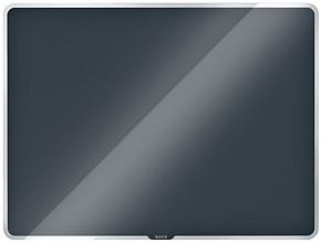 Glasbord Leitz Cosy magnetisch 600x400mm grijs