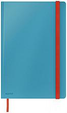 Notitieboek Leitz Cosy B5 lijn blauw