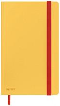 Notitieboek Leitz Cosy A5 lijn geel