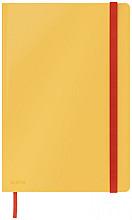 Notitieboek Leitz Cosy B5 lijn geel