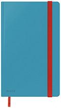Notitieboek Leitz Cosy A5 lijn blauw