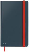 Notitieboek Leitz Cosy A5 lijn grijs