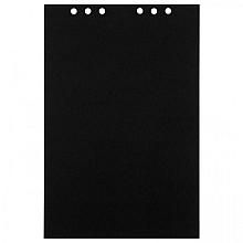Tekenpapier MyArtBook A4 210gr 6-gaats 20vel zwart