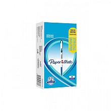 Balpen Paper Mate Entry Line 046 0.7mm blauw