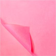 Zijdevloei papier 50x75cm 22gr 100 vel Hard Roze