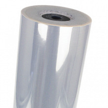 Folie rol opp25mu 50cm x 1000mtr transparant