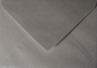 Envelop Papicolor EA5 156x220mm metallic pearl-platinum