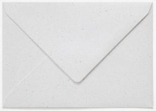 Envelop Papicolor EA5 156x220mm recycled kraft wit