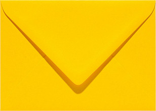 Envelop Papicolor EA5 156x220mm dottergeel