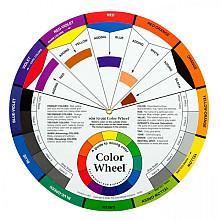 Kleurenwiel The Color Wheel Company 13cm