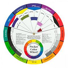Kleurenwiel The Color Wheel Company 23cm