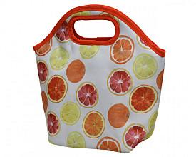 Koeltas citroen/sinaasappel