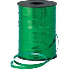 Metallic krullint groen 10mm x 250 meter