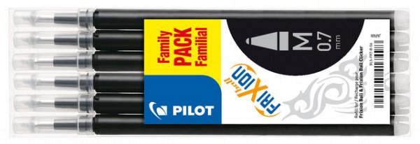 Rollerpenvulling PILOT Frixion zwart 0.35mm