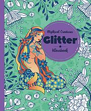Kleurboek Interstat volwassenen glitter thema mythial creatures