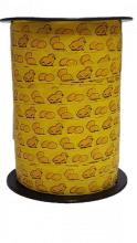 Paaslint kuikens 10mm 250 mtr geel Pasen