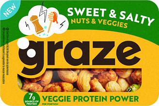 Notenmix Graze Sweet & Salty