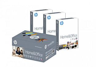 Kopieerpapier HP Home & Office A4 80gr wit 3 pak à 500vel