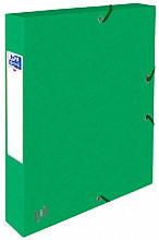 Elastobox Oxford Top File+ A4 40mm groen