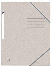 Elastomap Oxford Top File+ A4 beige