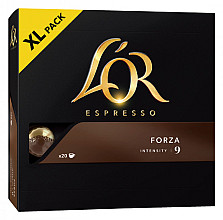 Koffiecups L'Or Espresso Forza 20 stuks