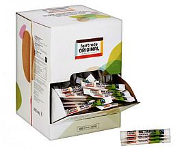 Rietsuikersticks Fairtrade Original 4gram 600 stuks