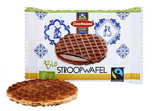 Stroopwafels Daelmans mini bio/ft 150stuks