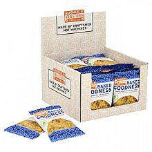 Koeken Van Strien Baked Goodness haver/rozijnen bio 20x35gr