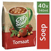Cup-a-soup machinezak tomaat met 40 porties