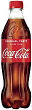 Frisdrank Coca Cola regular PET 0.50l