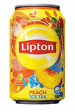 Frisdrank Lipton Ice Tea Peach blikje 0.33l