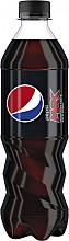 Frisdrank Pepsi Max cola PET 0.50l