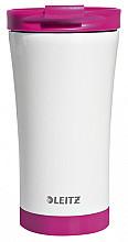 Koffiebeker thermo Leitz WOW roze