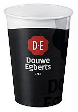 Beker karton Douwe Egberts 180cc 100 stuks