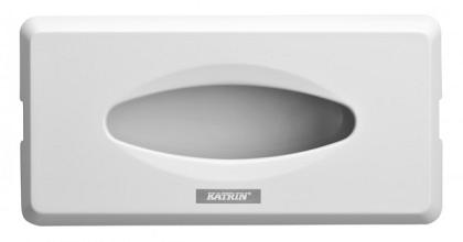 Dispenser Katrin 92629 facial tissues wit
