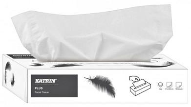 Facial tissue's Katrin 11797 doos à 100 stuks