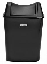 Afvalbak Katrin 92223 8liter dameshygiene zwart