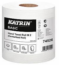 Handdoekrol Katrin 74526 Centerfeed M2 2laags 19cmx135m