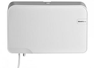 Dispenser Euro Quartz toiletrolhouder duo wit