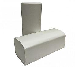 Handdoek Blanco Z-vouw 2L 24x21cm 3200st