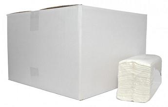 Handdoek Blanco C-vouw 2L 31x25cm 2432st