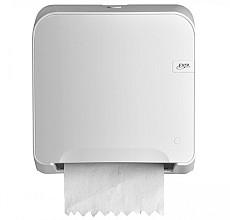 Dispenser Euro Quartz handdoekrol mini matic wit