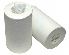 Poetsrol Blanco Mini 1L 20cmx120m 12rol