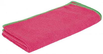 Microvezeldoek Greenspeed Basic rood 10stuks