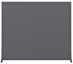 Bureauscherm Nobo Impression Pro vilt 1200x1000mm