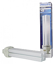Spaarlamp Philips CorePro PL-C 4P 26W 1800 Lumen 830 warm wt